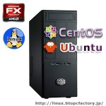 Ubuntu搭載パソコン Linuxパソコン販売 FX4300G8
